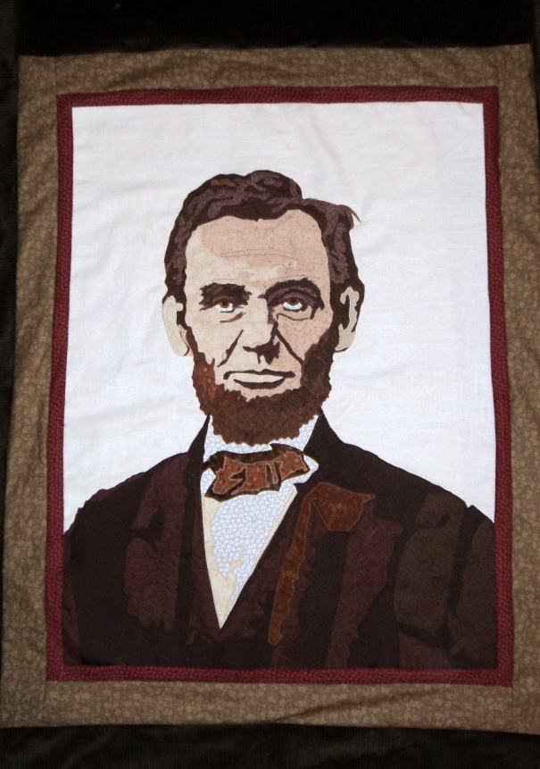 Lincoln full size quilted