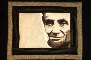 Quilted Lincoln face