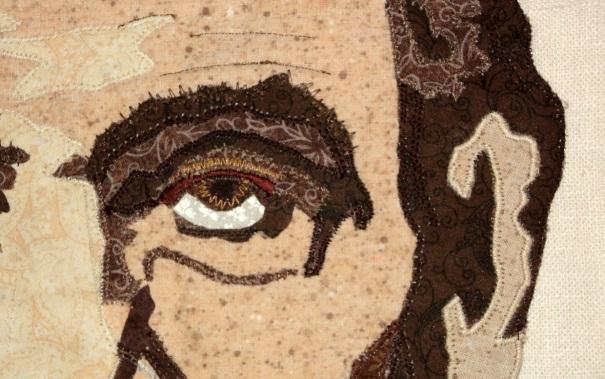 upclose eye quilt