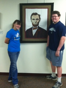 kids and lincoln