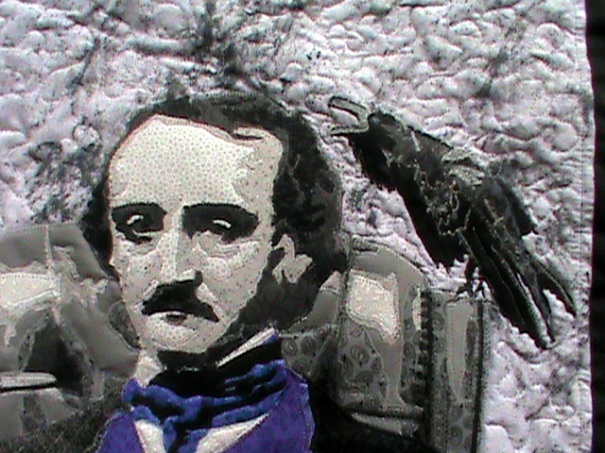Poe in chair upclose