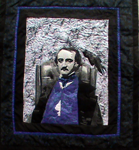 Poe in chair