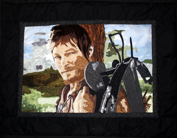 Darryl full sized quilt