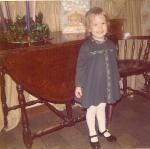 #12  Me in dress 1973