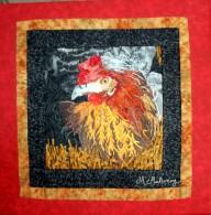 chicken quilt