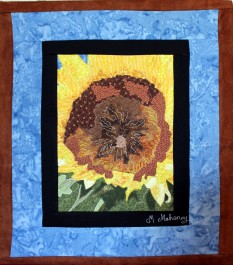 sunflower quilt full size